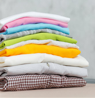 laundry service, wash dry and fold