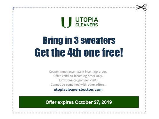 4th sweater free oct 2019