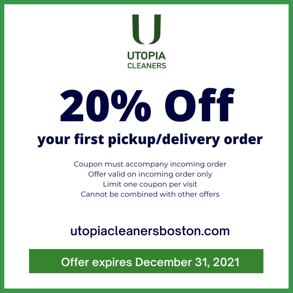 laundry delivery discount coupon